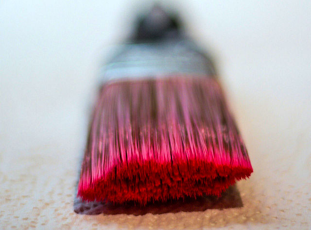 Paint brush - Benjamin Moore