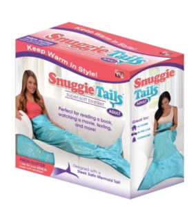 Mermaid Snuggie at Target