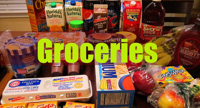 food and Groceries at Amazon