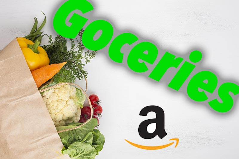 Buy Food and groceries at Amazon