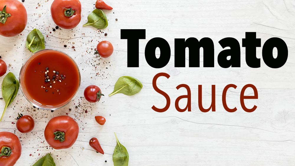 Tomato Sauce Available At Amazon